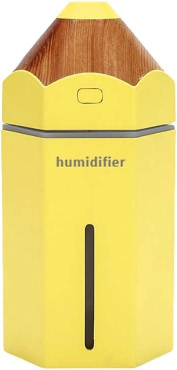 YSoutstripdu - Mini lápiz de Dibujos Animados con humidificador ...