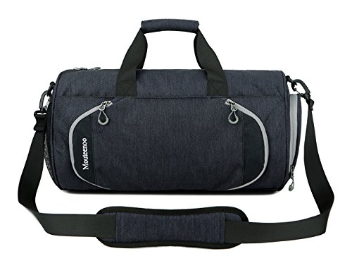 Gym Bag Two Shoe Compartments - 3