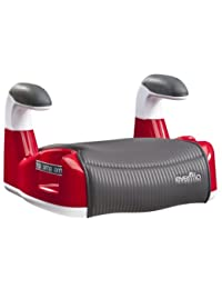 Evenflo Amp Performance No Back Booster Car Seat, Red BOBEBE Online Baby Store From New York to Miami and Los Angeles