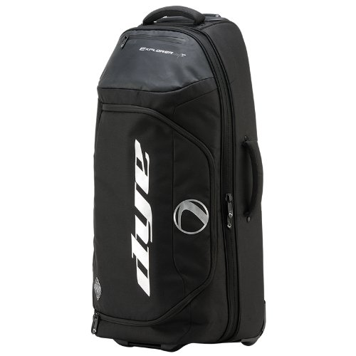 DYE Precision Explorer 1.25 T Paintball Gear Bag - Black by Dye