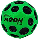 Waboba Moon Ball Extreme Bounce Crazy Spin Stylish Lightweight Design Green
