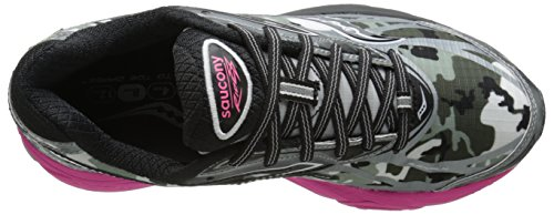 Saucony RIDE 8 GTX WHITE/BLACK/PINK 9.5 US