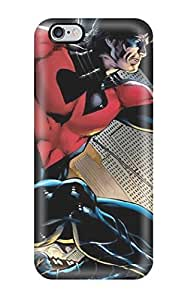 High Grade Benailey Flexible Tpu Case For Iphone 6 Plus - Nightwing