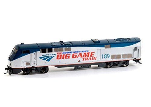 Athearn ATH88750 HO RTR AMD103/P42,Amtrak/PhaseV Big Game - Ho Handrail Athearn