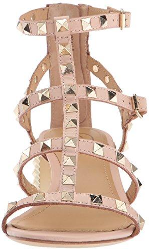 Cendres Féminines En Tant Que Rouleaux Sandale À Talons En Poudre