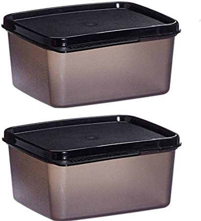tupperware Xtrim 2 Containers Lunch Box Multicolour, 500ml  Lunch Boxes