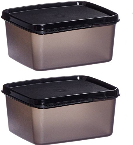 tupperware Xtrim 2 Containers Lunch Box Multicolour, 500ml