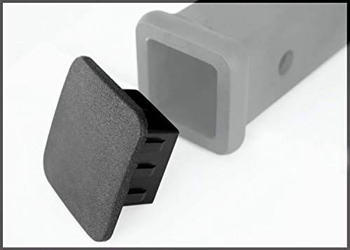 Inch quot trailer hitch cover plug insert