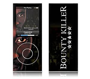 MusicSkins Bounty Killer - Mercy para Apple iPod nano (cuarta generación)