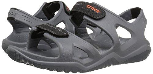 Pictures of Crocs Men's Swiftwater River Sandal varies 4