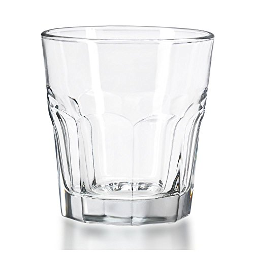 (Libbey Glassware 15232 Gibraltar Rocks Glass, Duratuff, 10 oz. (Pack of 36))