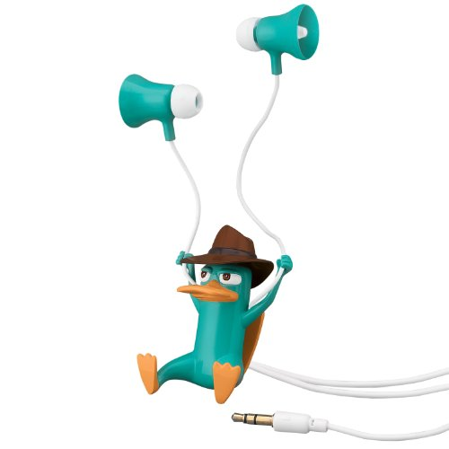 Phineas And Ferb Agent P Earbuds product image