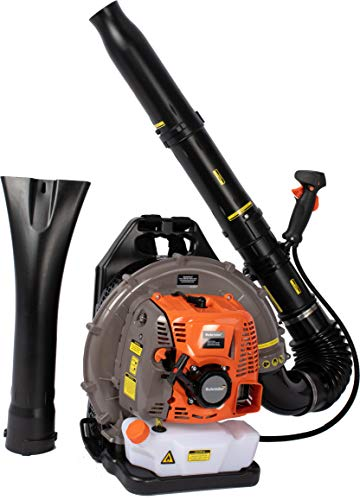 Industrial Backpack Leaf Blower 5-Year Warranty (Schröder Germany) Model: SR-9000C