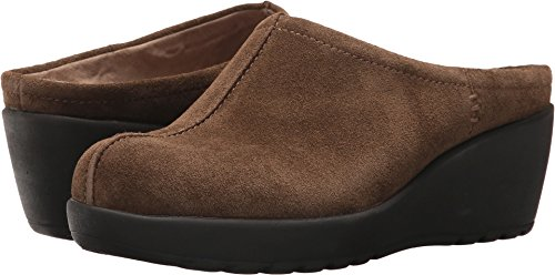 Easy Spirit Womens Jaiva Clog Taupe
