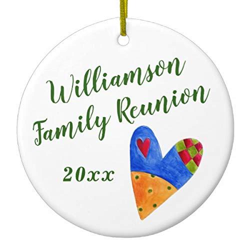 Lplpol 2018 Folk Family Reunion Souvenir Ceramic -