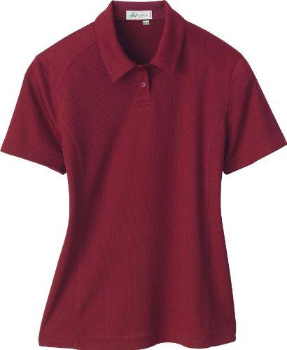 Birdseye Polo Red Performance - Il Migliore Recycled Polyester Performance Birdseye Polo (75053) -CRIMSON 780 -3XL