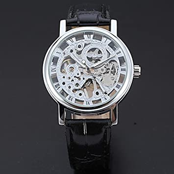 Relojes de hombre WINNER Mujer Reloj de Pulsera Reloj de Vestir Reloj de Moda Cuerda Manual