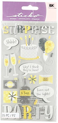 Sticko Surprise Party Stickers