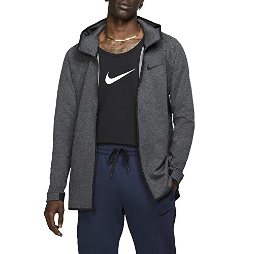 Nike Mens Therma Flex Showtime Hoodie Full Zip Mens AT3263-032 Size L (Fit Hoodie Zip Full Flex)