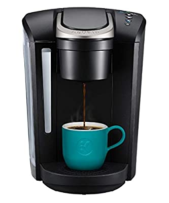 Keurig K-Select Single Serve K-Cup Pod Coffee Maker, With Strength Control and Hot Water On Demand