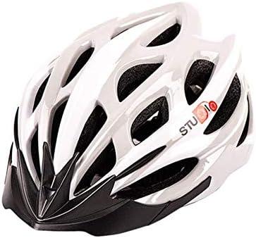 Casco de Bicicleta para Adultos Casco Bici Unisex Ajustable para Ciclismo de Montaña y Carretera Casco Bicicleta con Protección Seguridad para Hombres ...