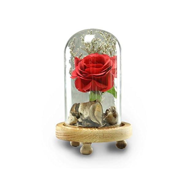 Inverlee-Artificial-Flowers-Romantic-Glass-Rose-Wedding-Decoration-Home-Furnishing-DIY-Home-Garden-Decor