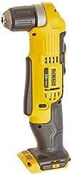 DEWALT 20V MAX Right Angle Drill, Cordle...