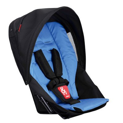Navigator Doubles Kit Color: Sky (Phil And Teds Navigator Stroller With Doubles Kit)