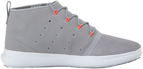 Gray 035 Armour NM Women's Overcast Charged 9 Mid Under 24 7 Steel Ra877qwv