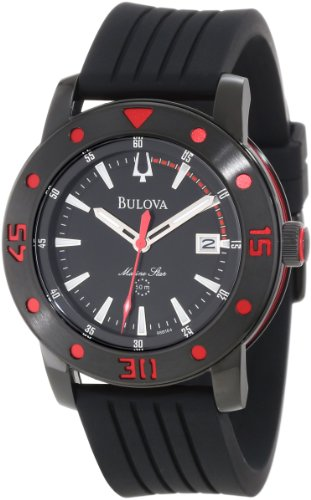 Bulova Men's 98B164 Marine Star Watch