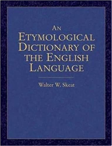 Image result for The Etymological dictionary of the English language