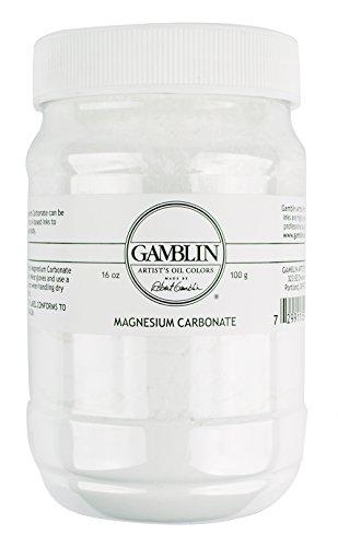 Gamblin - Magnesium Carbonate - 16 oz.