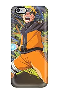 Durable Defender Case For Iphone 6 Plus Tpu Cover(get Free Narutos)