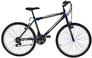 Bicicleta MTB Delta Aro 26 Branca, Polimet