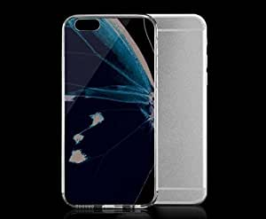 Light weight with strong PC plastic case for iphone 4 4s Art Photography Nature Shadow Of A Butterfly