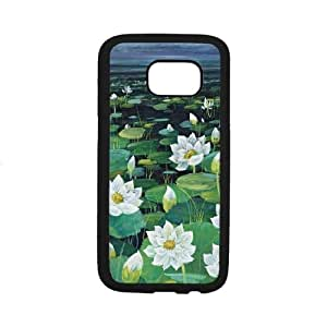 Generic Painting TPU Cell Phone Cover Case for samsung_galaxy_s6 edge AS1W9749766