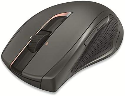 Hama MW-900 mice RF Wireless Laser 2400 DPI Right-Hand Black