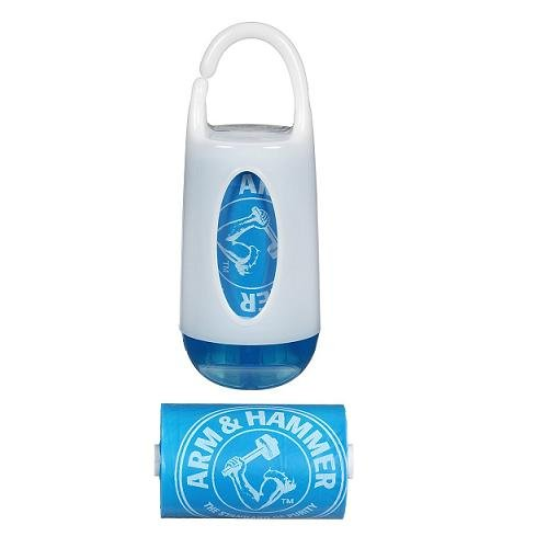 plastic bag dispenser baby - 1
