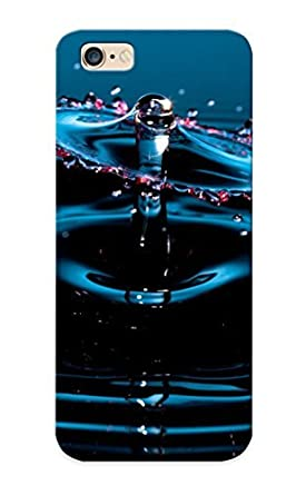 Graceyou High Quality Water Drops Photography Stop Motion Ripple Nature Case For Iphone 4 4s