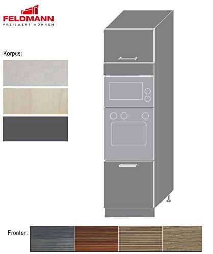 Alto gabinete para 114602071 estufa entre microondas 60 cm cuerpo ...