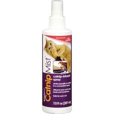 PACK OF 14 - Smartykat: Catnipmist Catnip-Infused Spray, 7 Oz