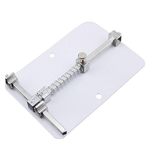KUNSE Bk-687 PCB Luminaire Mainboard Ré paration Titulaire Jig Plate-Forme Universelle pour Té lé phone Portable Samsung/Iphone