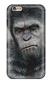 Snap-on Case Designed For Iphone 6- Dawn Of The Planet Of The Apes