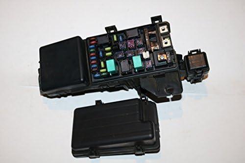 amazon com: 04-08 acura tsx tsx sdn at 2 4l under hood relay fuse box block  #2204: automotive