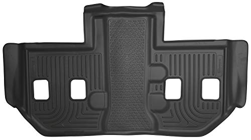 Husky Liners 3rd Seat Floor Liner Fits 11-14 Suburban - 2nd Row Bucket (Suburban 2nd Seat)