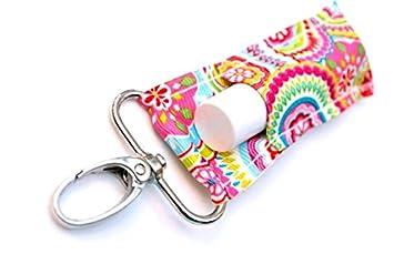Amazon lippyclip lip balm holder for chapstick big spring lippyclip lip balm holder for chapstick big spring flowers mightylinksfo