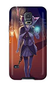 CATHERINE DOYLE's Shop Best 6659669K42596742 New Fashion Premium Tpu Case Cover For Galaxy S5 - Gallery