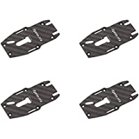 UUMART Fixed Board (Upper) for Walkera Rodeo 110 FPV Racing Quadcopter Spare Parts 4Pcs 110-Z-08