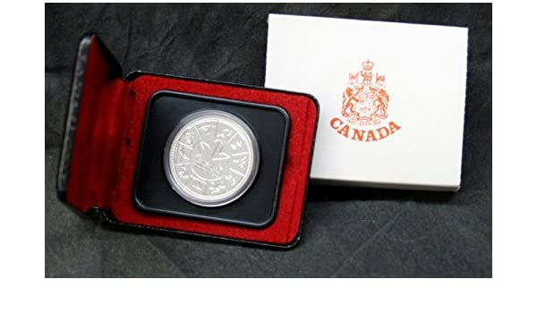 CANADA  1978  ******  SPECIMEN  SILVER DOLLAR   ******