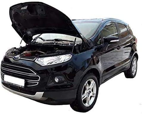 Streben,Car Styling Au/ßEnzubeh/öR. F/üR Ford EcoSport // 2013 2014 2015 2016 2017 2018 2019 Hydraulische Stange 2 St/üCk Car Front Motorhauben Gasdruckfedern